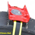 Tire Traction Aid for Large Commercial Trucs