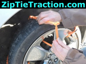 Zip Grip Go Tire Traction Winter Snow