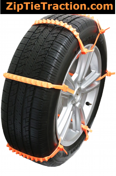 ZipTies for SUV's and Cars